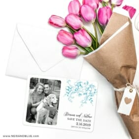 Abbey_road Save The Date Cards With Envelope