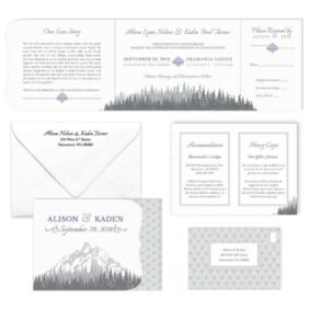 Skamania All Inclusive Invitation