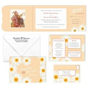 Daisy All Inclusive Invitation