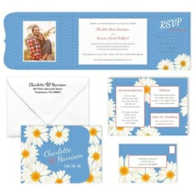 Daisy All Inclusive Invitation