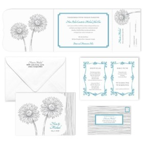 Lucy All Inclusive Invitation