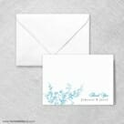 Abbey Road Thank You Card And Envelope