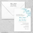 Abbey Road Wedding Invitation With Envelope