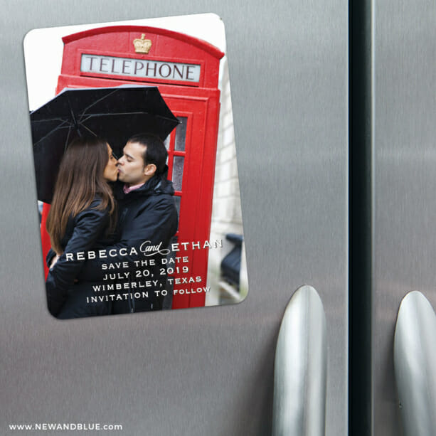 Forest Park 3 Refrigerator Save The Date Magnets1