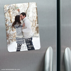 Jackson 3 Refrigerator Save The Date Magnets1