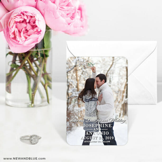 Jackson 6 Wedding Save The Date Magnets1