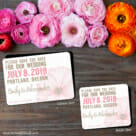 Emily 2 Save The Date Magnet Classic And Petite Size1