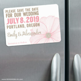 Emily 3 Refrigerator Save The Date Magnets1