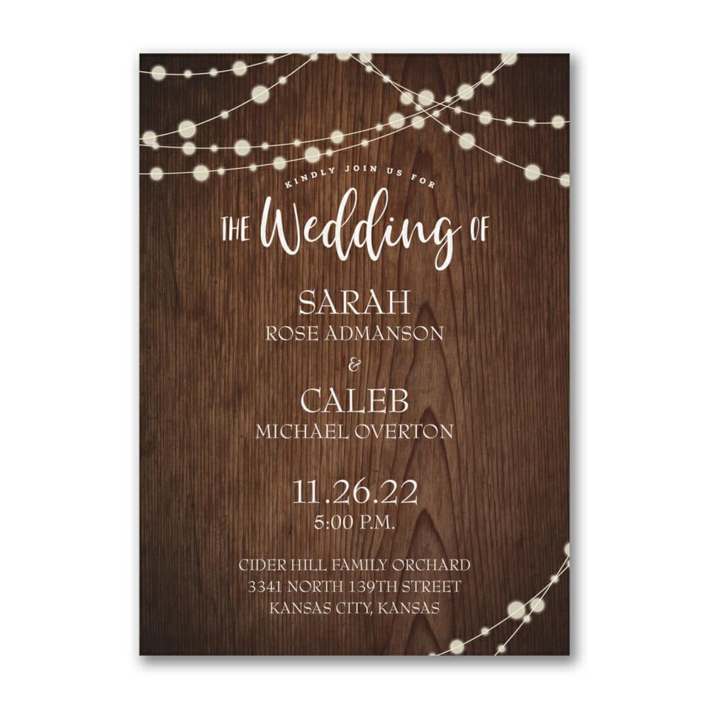 Printing Wedding Invitations At Staples: Wedding Invitations