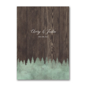 Rustic Forest
