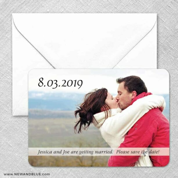 Amazing Love Classic Magnet And Envelope