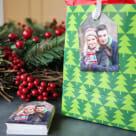Merry Christmas Photo Gift Tag 5