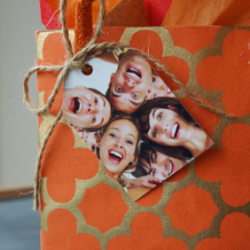 Office Business Gift Tag 4