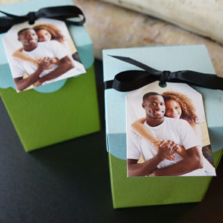 Wedding Favor Tags 4