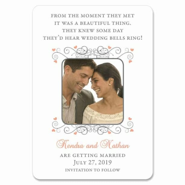 A Summer Dream 1 Save The Date Magnets