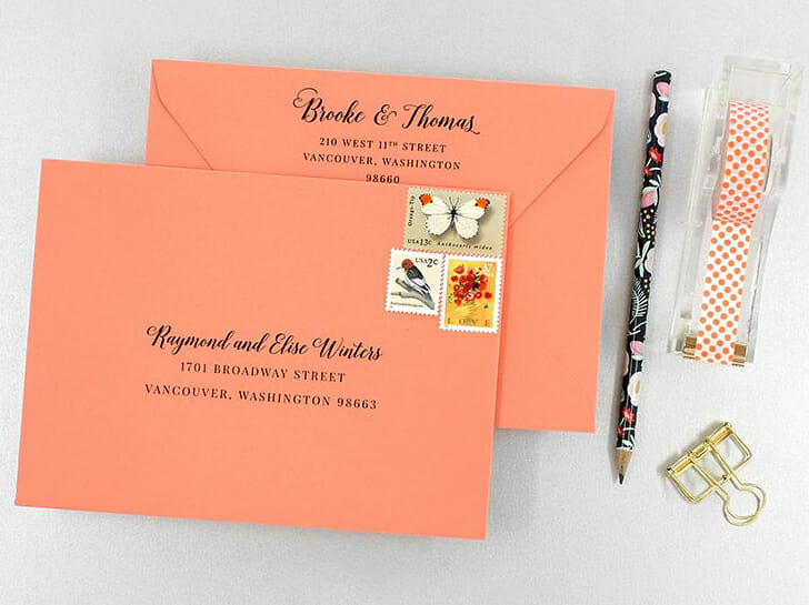 Address Your Envelopes Like A Pro Blog Post 1000x750