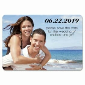 Adventures Await 1 Save The Date Magnets