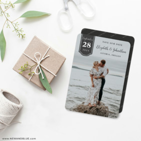 Badge Of Love 4 Wedding Magnet