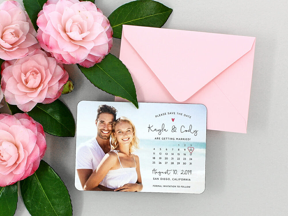 Best Save The Date Magnets 2019 Blog Post 1000x750