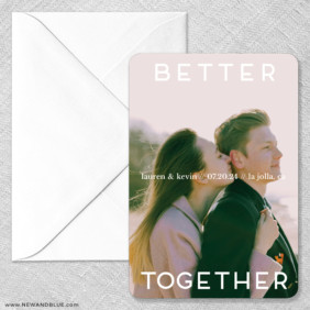 Better Together Magnet Size Classic