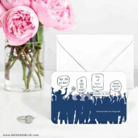 Big Celebration Bar Mitzvah 6 Wedding Save The Date Magnets