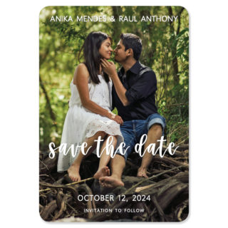 Bliss 1 Save The Date Magnets