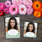Bonita Quinceanera 2 Save The Date Magnet Classic And Petite Size1