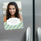 Bonita Quinceanera 3 Refrigerator Save The Date Magnets1