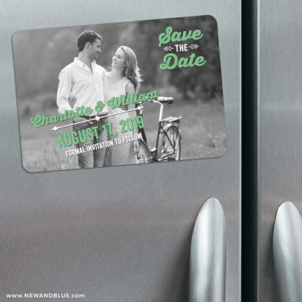 Cape Cod 3 Refrigerator Save The Date Magnets1