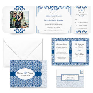 Celebrate All Inclusive Wedding Invitation