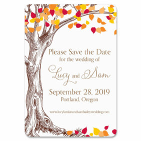 Celebration Of Love 1 Save The Date Magnets1