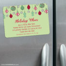 Cheers 3 Refrigerator Save The Date Magnets1