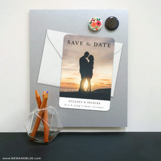 Cherished 8 Magnetic Save The Date