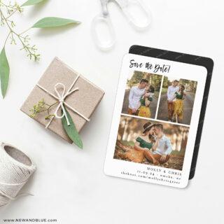 Delightful Gallery 4 Wedding Magnet