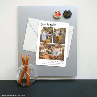 Delightful Gallery 8 Magnetic Save The Date