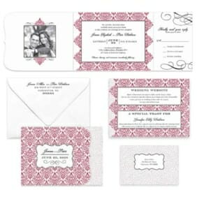 Elegant All Inclusive Invitation