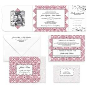 Elegant All Inclusive Invitation Color1