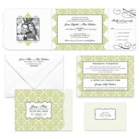 Elegant All Inclusive Invitation Color3
