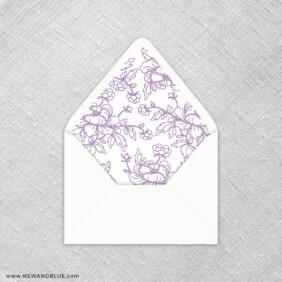 Eloise 9 Envelope Liner