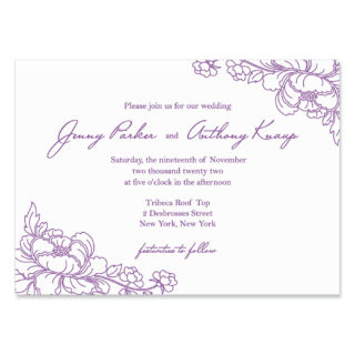 Eloise Wedding Invitation
