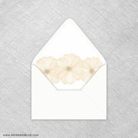 Emily 9 Envelope Liner