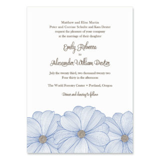 Emily Wedding Invitation