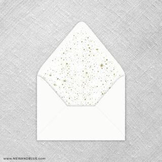 Estrella 9 Envelope Liner