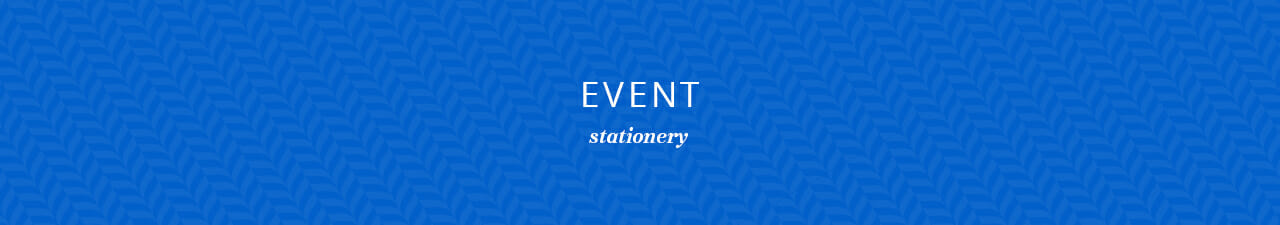 Event Stationery Shop Now