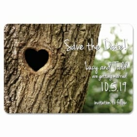 Everlasting 1 Save The Date Magnets