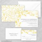Galapagos 5 Wedding Invitation And Rsvp Card