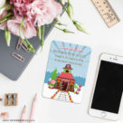 Gingerbread House 7 Wedding Save The Date Magnets1