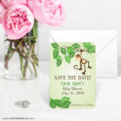 Going Bananas 6 Wedding Save The Date Magnets1