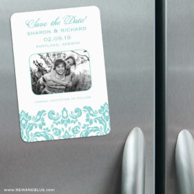 Grace 3 Refrigerator Save The Date Magnets1