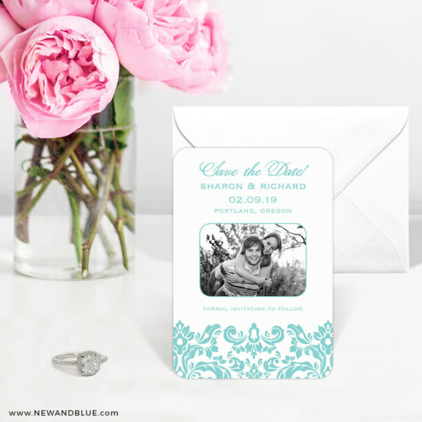 Grace 6 Wedding Save The Date Magnets1